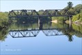 Image for Black Bridge Over the Adroscoggin River - Topsham, ME
