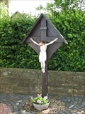 Image for Churchyard Cross at Kapelle St. Josef in Queckenberg - NRW / Germany