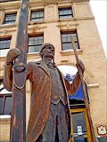 Image for Rossland Snow Dance will help to mend Olaus statue