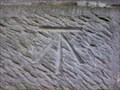 Image for Cut Bench Mark on Holy Trinity Church, Forest Row, Sussex
