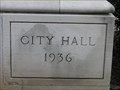 Image for 1936 - City Hall - Montgomery, Alabama
