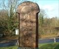 Image for Village Sign, Braughing, Herts, UK