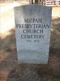 Image for Mizpah Presbyterian Cemetery - Redstone, GA