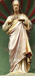 Image for Jesus at Hotel zum Stern, Ahrweiler, RLP / Germany