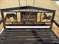 Image for Lynnette Faye Thurman bench - Weatherford, OK