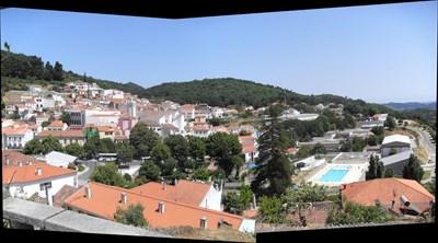 ...view over Monchique.
