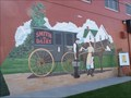 Image for Smith Dairy murals - Orrville, Ohio