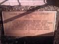 Image for Sacred Heart Church Centennial Plaque - Alturas, CA