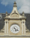 Image for Cercle Municipal Clock - Luxembourg City, Luxembourg