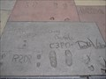 Image for Footprints at Grauman's Chinese Theatre