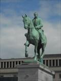 Image for King Albert I of Belgium - Brussels, Belgium
