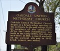 Image for Oakdale United  Methodist Church, Jamestown, NC, USA