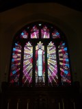 Image for Stained Glass Windows, St Mary - Brecon, Powys