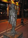 Image for James Joyce Statue on Earl Street, Dublin