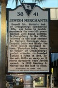 Image for 38-41 Jewish Merchants/Jewish Life - Orangeburg, SC