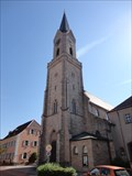 Image for Catholic St. Jakobus Church - Germerheim, Germany, RP