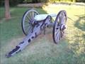 Image for Hazen's Artillery, howitzers, Murfreesboro TN