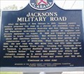 Image for Jackson's Military Road