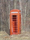 Image for Red Telephone Boxes - Bedside Manor, Effingham ON
