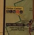 Image for Visitor Center Shuttle Map - Bryce, UT