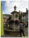 Image for La fontaine Jacques-Antoine Manuel - Barcelonnette, Paca, France