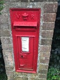 Image for Victorian Wall Post Box - Great Ryburgh - Fakenham - Norfolk - UK
