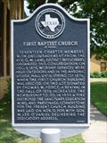 Image for First Baptist Church of Luling