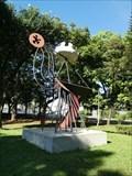 Image for Federico García Lorca Monument  -  Sao Paolo, Brazil
