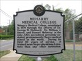 Image for Meharry Medical College - Historical Commission of Metropolitan Nashville and Davidson County