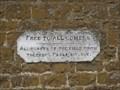 Image for Horse Trough Marker - Saddledon Street, Middle Tysoe, Warwickshire, UK