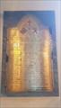 Image for Memorial Plaque - St George - Fovant, Wiltshire