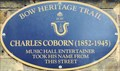 Image for Charles Coborn - Coborn Street, London, UK