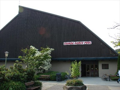 Canada Games Pool New Westminster B C Public Swimming Pools On