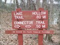 Image for Lake Hollow Trail - Warriors Path State Park - Kingsport, TN