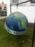 Image for Complete Travel Earth Globe, Windsor Ontario