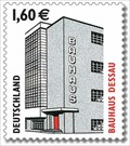 Image for Bauhaus, Dessau, Sachsen Anhalt, Germany
