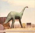 Image for Dino - Apatosaurus ~ Wall, SD