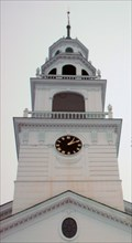 Image for South Congregational Church Clock  -  Newport, NH