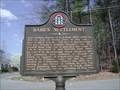 Image for Babb´s Settlement - GHM 155-9 - Whitfield Co., GA