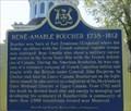 Image for René-Amable Boucher - 1735-1812 - Kingston, Ontario