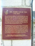 "Image for ""SIR JAMES LUCAS YEO 1782-1818"" Kingston Ontario"