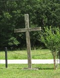 Image for Wood Latin Cross - St. Michael Cemetery - Cleavesville, MO