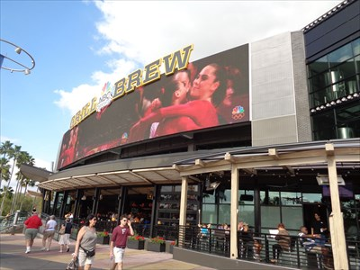 NBC Sports Grill & Brew at CityWalk