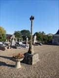Image for Croix cimetiere - Cherré, Pays de Loire, France