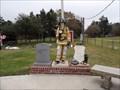 Image for Pattison VFD Firefighter Memorial - Pattison, TX