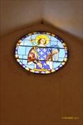 Image for Le vitrail de la Chapelle Saint Louis- Gap- Hautes-Alpes- PACA- France