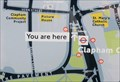 Image for You Are Here - Clapham Common Southside, London, UK