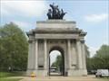 Image for Edward VII Memorial Quadriga - London, England