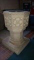 Image for Baptism Font - St Mary - Gosbeck, Suffolk