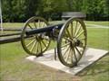 Image for Twin cannons @ Britton Lane Battlefield, Denmark TN